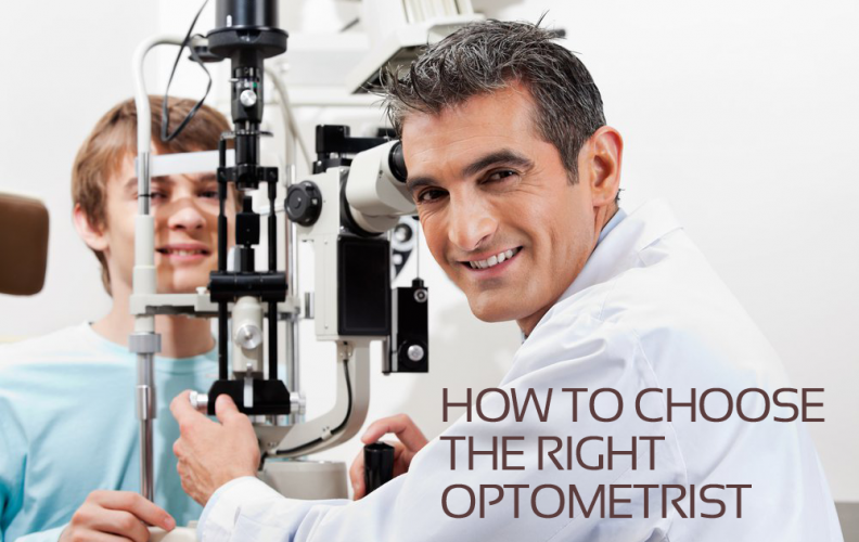 How to Choose the right Optometrist